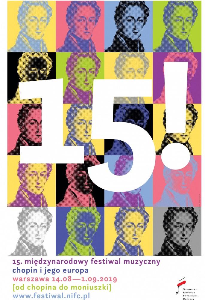 Festiwal Chopin i jego Europa na antenie radiowej Dwójki