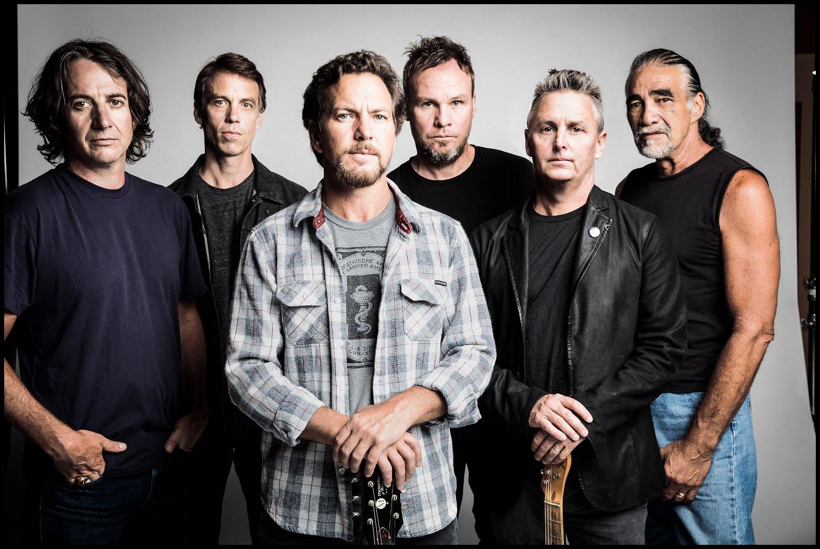 Pearl Jam ogłasza szczegóły nowej płyty Gigaton