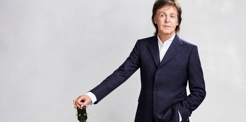 Paul McCartney z premierowym utworem Get Enough