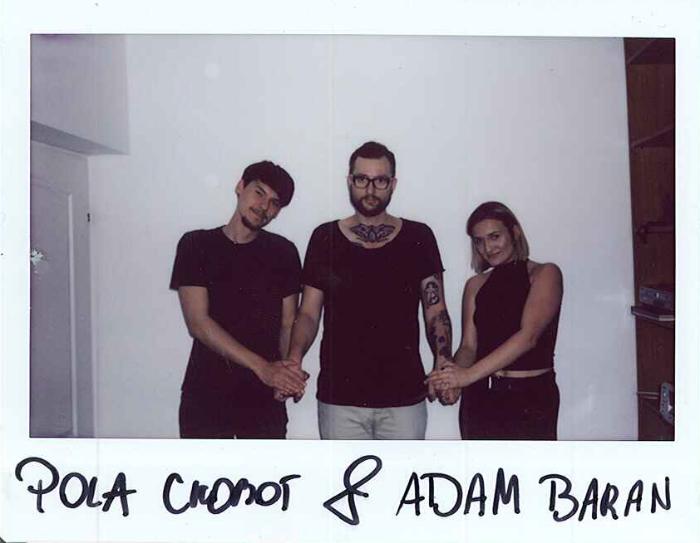 Pola Chobot & Adam Baran dołączyli do wytwórni FONOBO Label