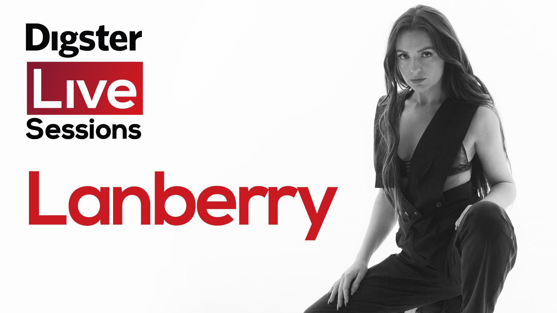 Lanberry na żywo na kanale Digster Polska na YT