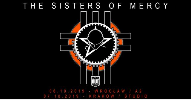 The Sisters Of Mercy w Polsce: Bilety już w sprzedaży