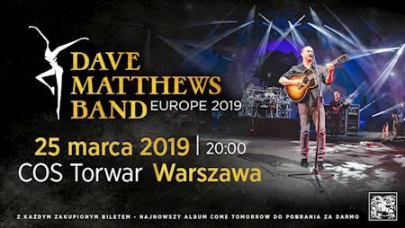 Dave Matthews Band: legenda cienia!