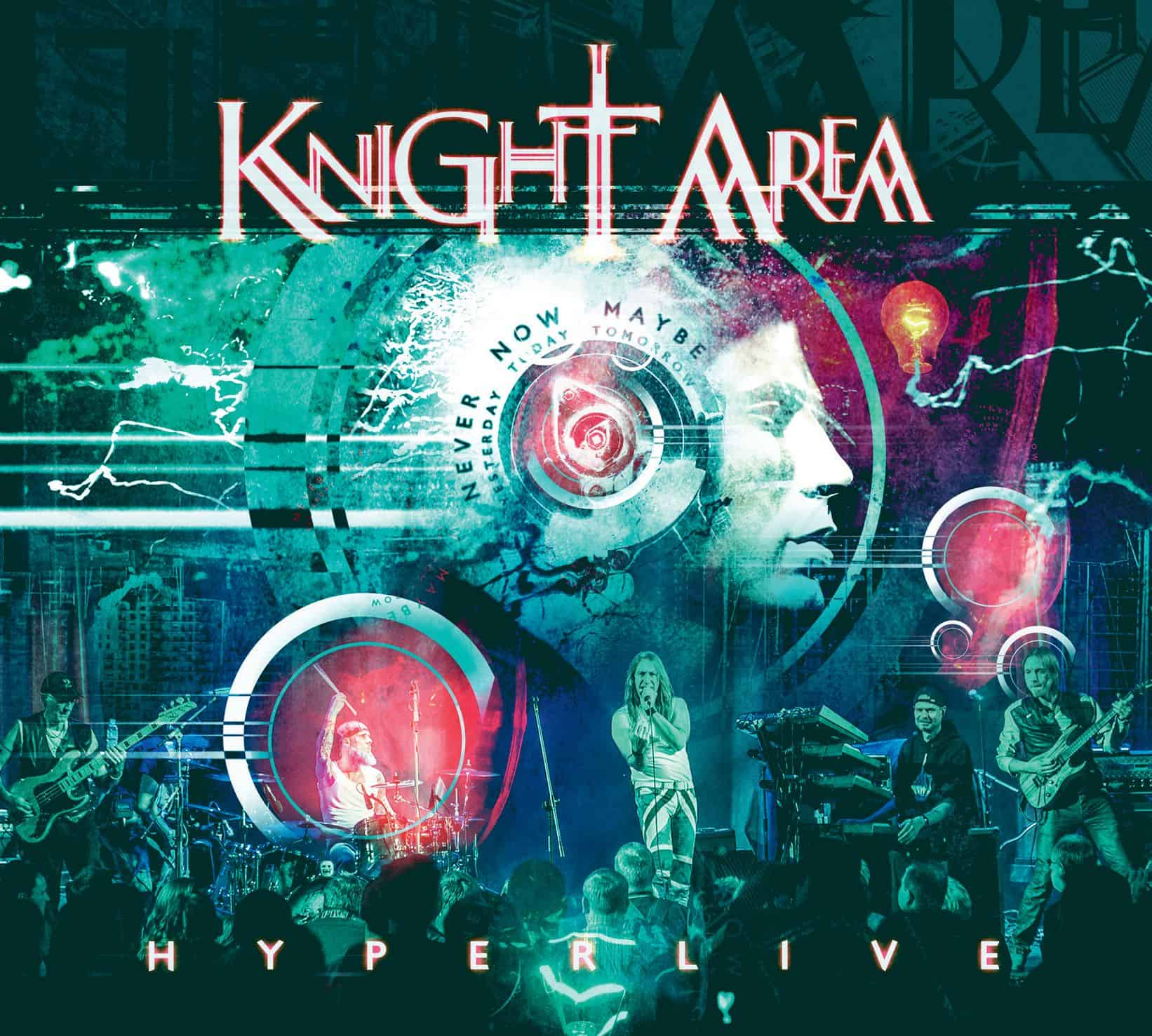Knight Area – fragment koncertowego DVD!