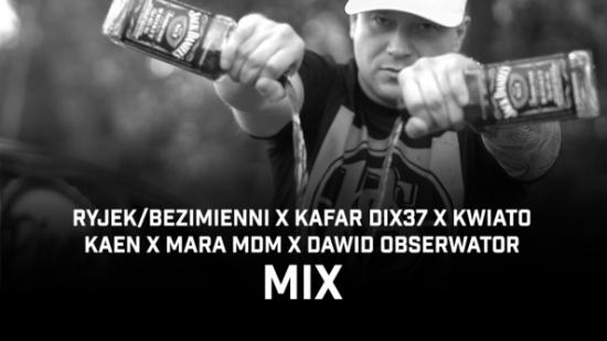 Ryjek z Bezimiennych z klipem Mix!