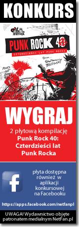 Punk Rock 40: Czterdzieści lat Punk Rocka