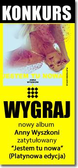 Anna Wyszkoni - Jestem tu nowa (Platynowa edycja)