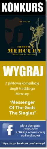 Freddie Mercury - Messenger Of The Gods The Singles