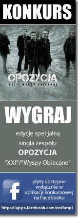 Wygraj limitowaną edycję singla zespołu Opozycja