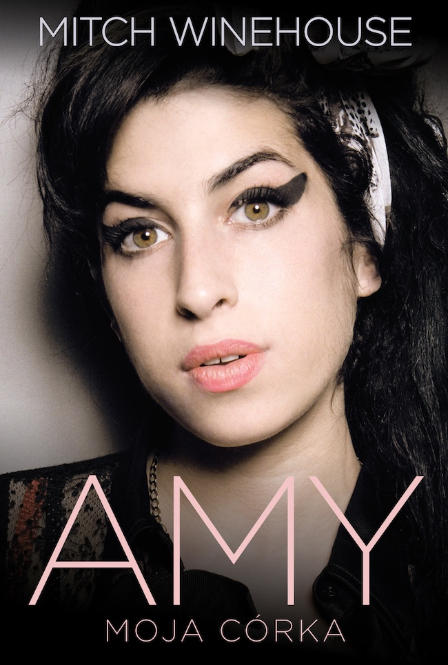Mitch Winehouse-Amy. Moja córka